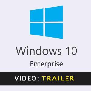 Microsoft Windows 10 Enterprise Video Trailer