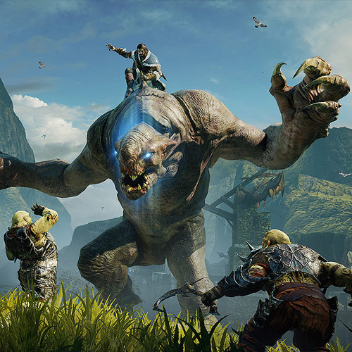 Shadow of Mordor Screenshot Tutorial