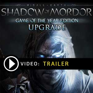 Buy Middle-earth Shadow of Mordor GOTY Edition Upgrade CD Key Compare Prices