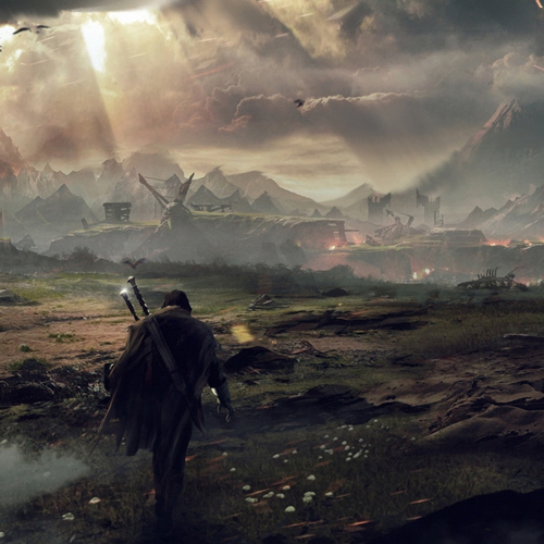 Middle-Earth Shadow of Mordor Xbox One Story Mode