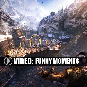 Middle-Earth Shadow of War Funny Moments