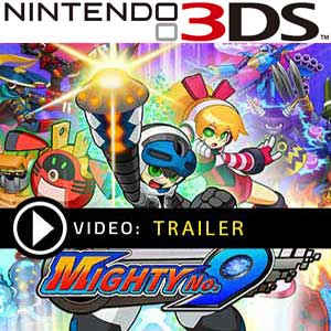 Mighty No. 9 Nintendo 3DS Prices Digital or Box Edition