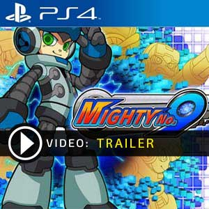 Mighty No 9 PS4 Prices Digital or Physical Edition