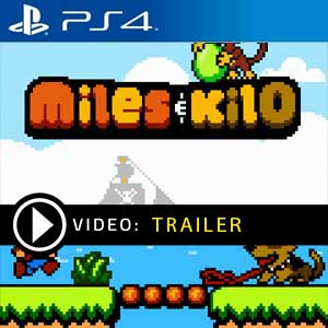 Miles & Kilo PS4 Prices Digital or Box Edition