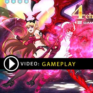 Million Arthur Arcana Blood PS4 Gameplay Video