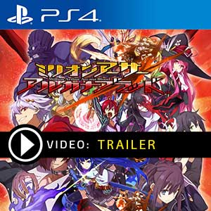 Million Arthur Arcana Blood PS4 Prices Digital or Box Edition