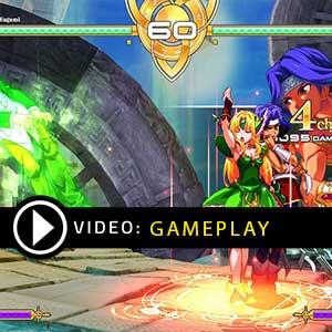 Million Arthur Arcana Blood Gameplay Video