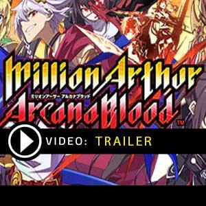 Buy Million Arthur Arcana Blood CD Key Compare Prices