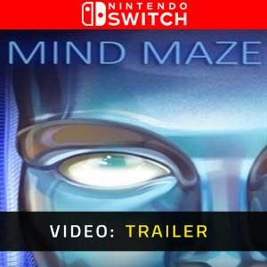 Mind Maze Nintendo Switch Video Trailer