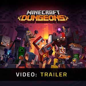 Minecraft Dungeons Video Trailer