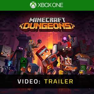 Minecraft Dungeons Xbox One Video Trailer