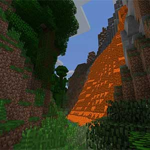 Minecraft Mountain