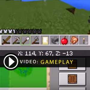 Minecraft New Nintendo 3DS Gameplay Video