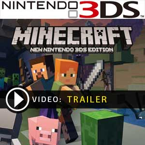 Minecraft New Nintendo 3DS Prices Digital or Box Edition