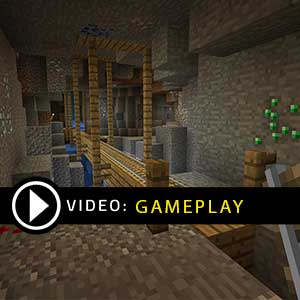 Minecraft Nintendo Switch Gameplay Video