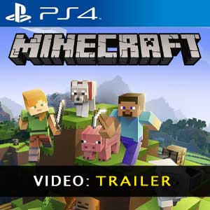 Minecraft Trailer Video