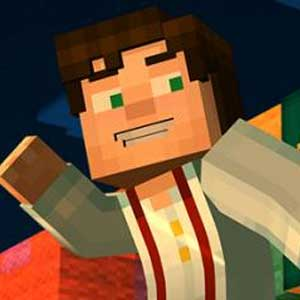 Minecraft Story Mode Character