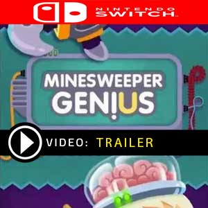 Minesweeper Genius Nintendo Switch Prices Digital or Box Edition