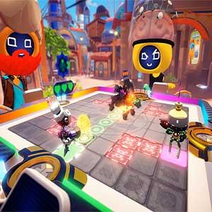 pleasant virtual play space