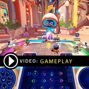 Mini-Mech Mayhem PS4 Gameplay Video