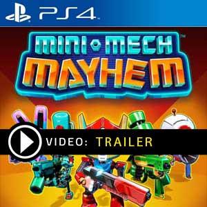 Mini-Mech Mayhem PS4 Prices Digital Or Box Editions