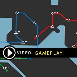 Mini Metro Gameplay Video