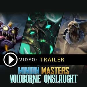 Buy Minion Masters Voidborne Onslaught CD Key Compare Prices