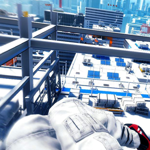 Mirror's Edge Catalyst Parkour