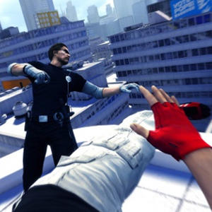 Mirror's Edge Catalyst Fight Scene