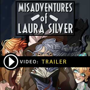 Misadventures of Laura Silver Chapter 1