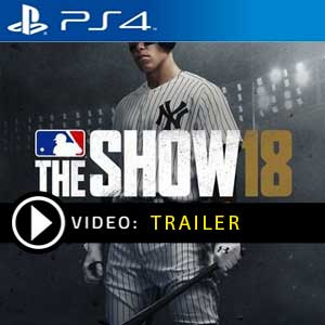 MLB The Show 18 PS4 Prices Digital or Box Edition