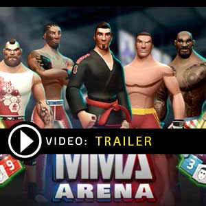 Buy MMA Arena CD Key Compare Prices