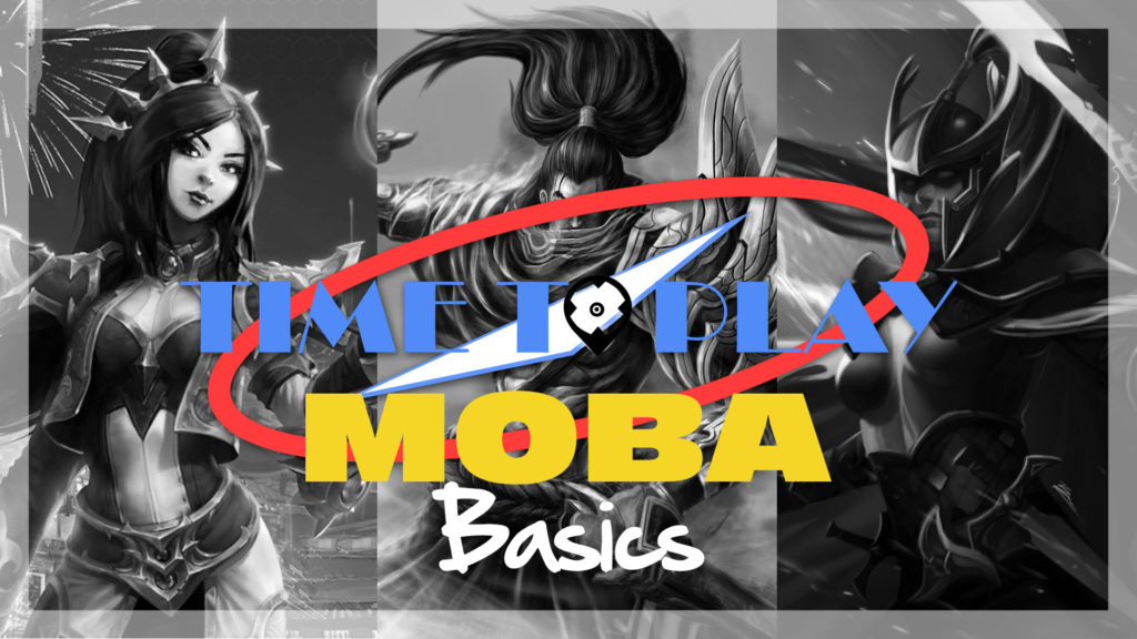 Basics of MOBA Cover