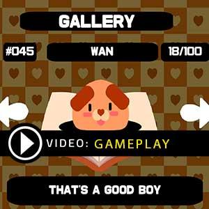 Mochi Mochi Boy PS4 Gameplay Video