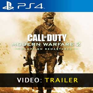 Modern Warfare 2 Campaign Remastered PS4 Prices Digital or Box Edition