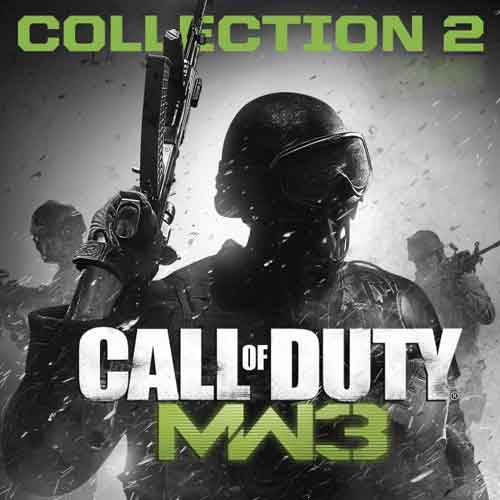 Buy Cod Modern Warfare 3 Collection 2 Dlc Cd Key Digital Download