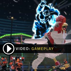 Monday Night Combat Gameplay Video