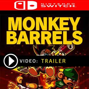 MONKEY BARRELS Nintendo Switch Prices Digital or Box Edition