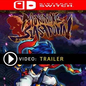 Mononoke Slashdown