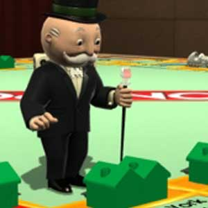 Monopoly PS4 - Monopoly PS4 Guy