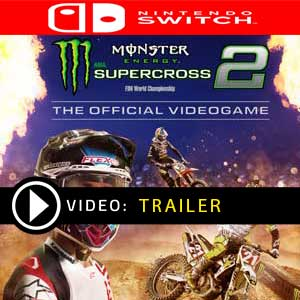 Monster Energy Supercross 2 Nintendo Switch Prices Digital or Box Edition