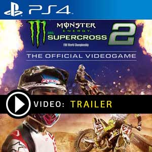 Monster Energy Supercross 2 PS4 Prices Digital or Box Edition