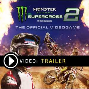 Buy Monster Energy Supercross 2 CD Key Compare Prices