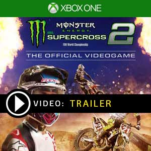 Monster Energy Supercross 2 Xbox One Prices Digital or Box Edition