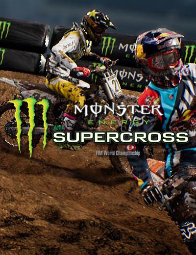 Monster Energy Supercross Track Editor Introduction