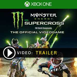 Monster Energy Supercross The Official Videogame Xbox One Prices Digital or Box Edition