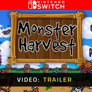 Monster Harvest Nintendo Switch Video Trailer