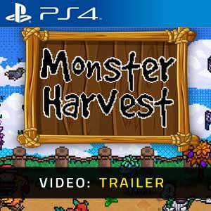 Monster Harvest PS4 Video Trailer