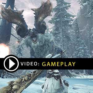 Monster Hunter World Iceborne Gameplay Video