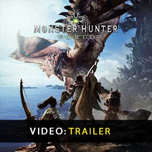 Monster Hunter World trailer video